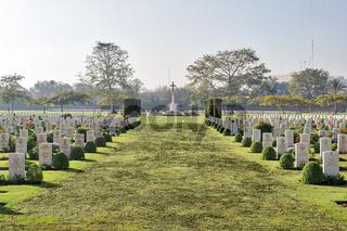 Heliopolis Commonwealth War Cemetery