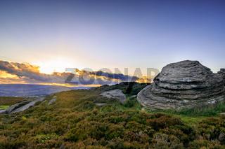Peak District dome