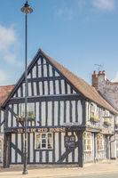 Ye Olde Red Horse Inn Evesham UK