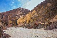 Multi-color Black canyon