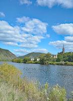 Weinort Dieblich an der Mosel,Rheinland-Pfalz,Deutschland