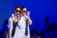 Sofia Fashion Week female sunglasses