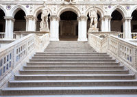 Staircase in Venice