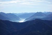 Bayerische Alpen Achensee