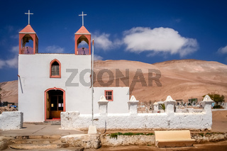 Church In The Desert