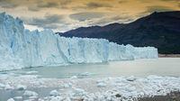 Perito Moreno Gletscher, National Park Los Glaciares, Patagonien, Argentinien