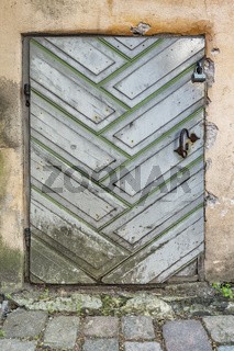 alte Tuer | old door