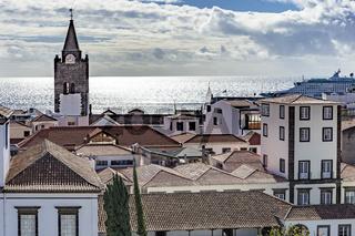 Funchal - Das historische Zentrum Sé