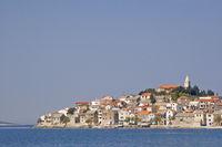 Primosten - idyllisches Dorf an der Adria