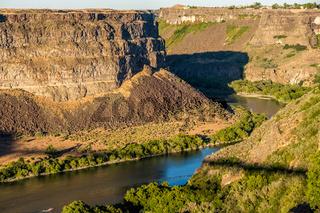 Snake River Canyon near Twin Falls, Idaho
