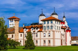 Kovilj Monastery in Fruska Gora - Serbia