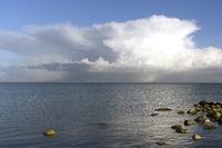 Lemvig coastline