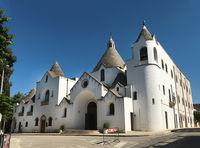 Alberobello town church