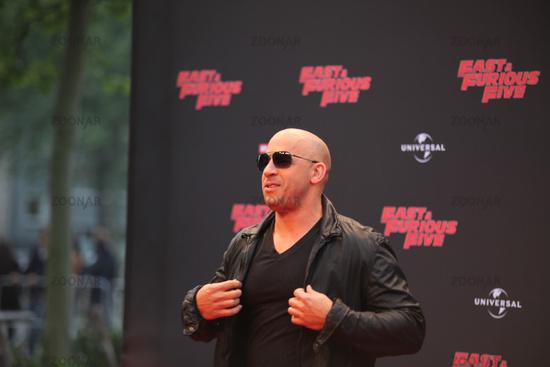 Vin Diesel Sonnenbrille Vin Diesel
