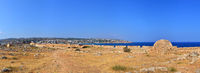 Rethymno Fortezza fortress panorama