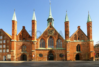 Heiligen-Geist-Hospital, Lübeck