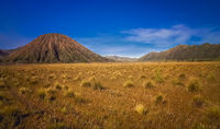 Gunung Bromo landscape