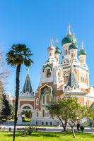 Orthodoxy church Nice France