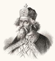 Sigismund of Luxemburg, 1368-1437, Holy Roman Emperor