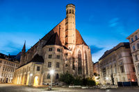 Minoritenkirche Friars Minor Conventual church in Vienna