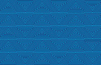 triangle blue background
