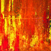 Dark red oil painted texture