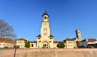 Alba Iulia city landmark