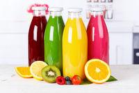 Saft Smoothie Smoothies Flasche Orangensaft Fruchtsaft Frucht Früchte