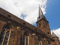 Pfarrkirche St.-Nikolaus in Traben-Trarbach an der Mosel