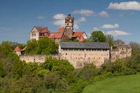 Medieval castle Ronneburg