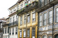 Traditional Portuguese facade