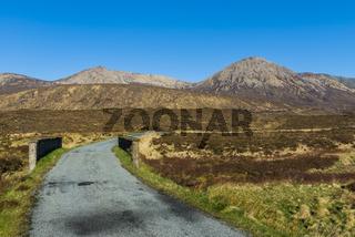 Road and Bridge Isle of Skye