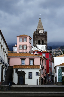 Kathedrale Sé, Funchal, Madeira