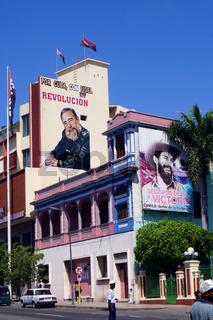 Revolutionäres Santiago de Cuba