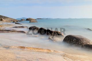 Xiamen Huandao Road Zengcuoan Seascape