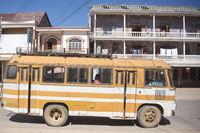 LAO PHONSAVAN TOWN TRANSPORT BUS