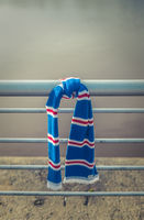 GLASGOW, UK – MARCH 11th - Rangers FC Scarf