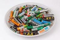 batteries  are prepared for utilization