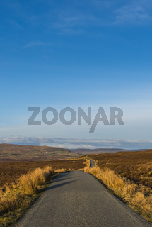 Road on Isle of Skye