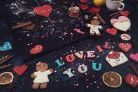 Math, hearts, formula of love