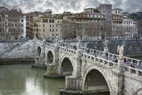 Engelsbruecke Rom