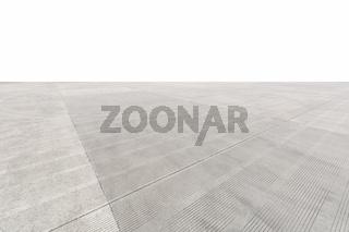 cement floor ground