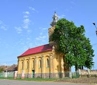 lunga village church