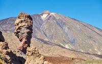 The Teide in Tenerife