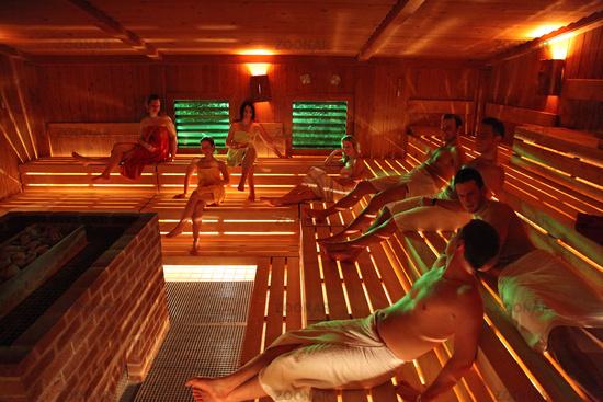 Gemischte sauna hamburg