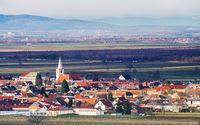 Gemeinde St. Margarethen im Burgenland mit Kirche