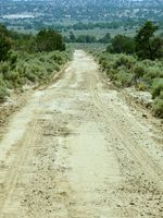 Sandweg - Unpaved Road