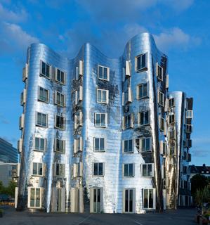 Düsseldorf - zeitgenössische Architektur
