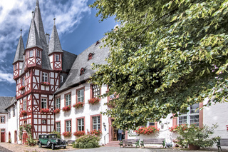Rüdesheim - Brömserhof