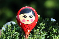 Themenbild - Russische Babuschka Puppe